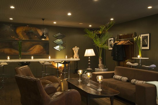 The Aubrey Boutique Hotel: The Aubrey Piano Lounge