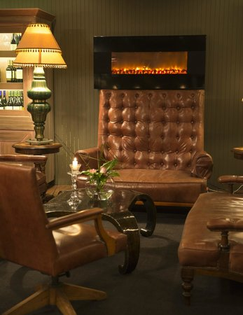 The Aubrey Boutique Hotel : That is what we call a chair