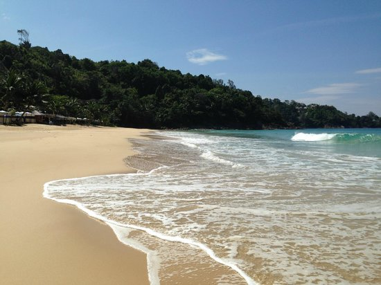 Andaman White Beach Resort: Perfect Private Beach