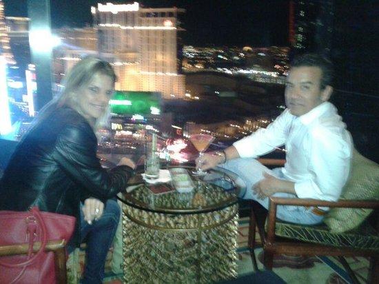 Mandarin Oriental, Las Vegas: Mandarín Oriental LV 23rd Floor