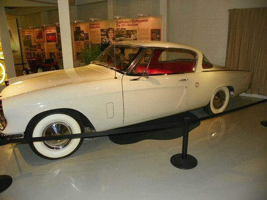 Studebaker National Museum: The 1953 Studebaker Champion was so popular the company couldn't keep up with demand