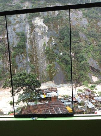 Machu Picchu Green Nature: Vista del cuarto