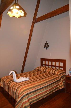 Amaru Valle Hotel: Habitación