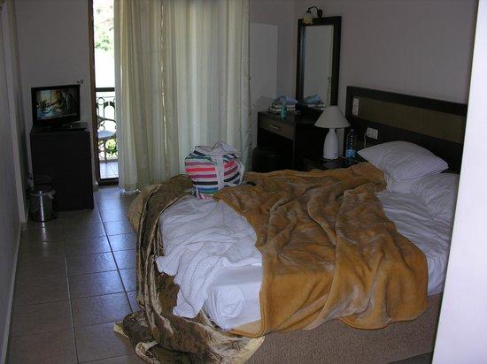 Dalyan Tezcan Hotel: The room