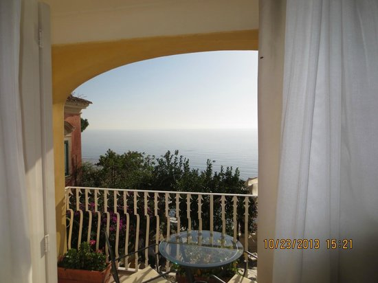 Hotel Maricanto: Room with a view
