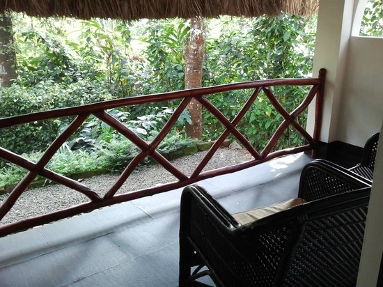 Shalimar Spice Garden - An Amritara Private Hideaway: Shalimar Guest Room Balcony