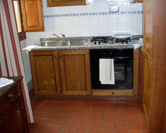 MsnSuite Apartments Palazzo dei Ciompi: Cozinha