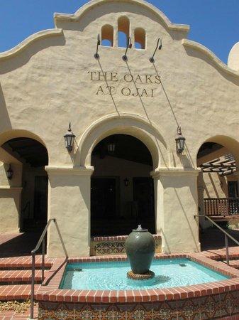 The Oaks at Ojai: The Oaks spa at Ojai.