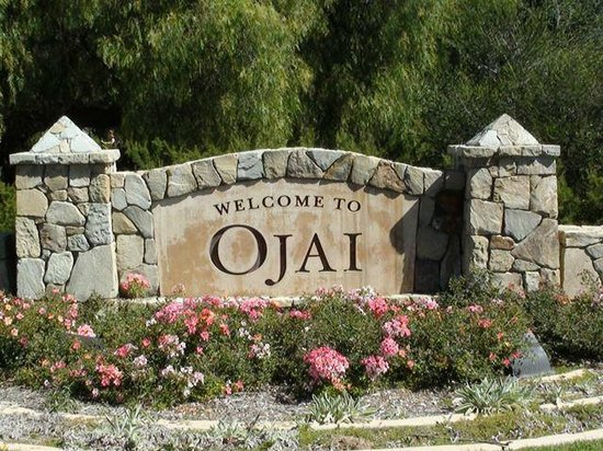 The Oaks at Ojai: You couldn't feel more welcomed then this.