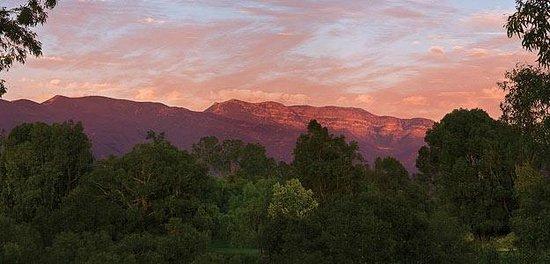 The Oaks at Ojai: Wonderful scenery.