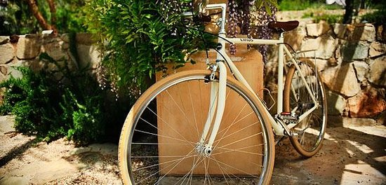 The Oaks at Ojai: Biking around town in Ojai.