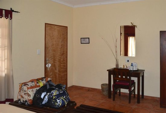 Namib Desert Lodge: room