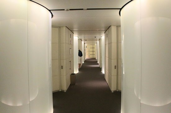 Hotel Puerta America: Hallway on floor 2