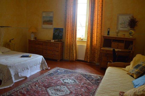 Le pouvoir des fleurs : Our suite, the Cezanne