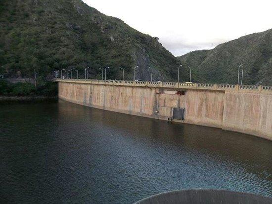 El Dique San Roque Y El Embudo: Dique San Roque - enero 2013