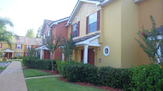 BEST WESTERN PREMIER Saratoga Resort Villas : Casas