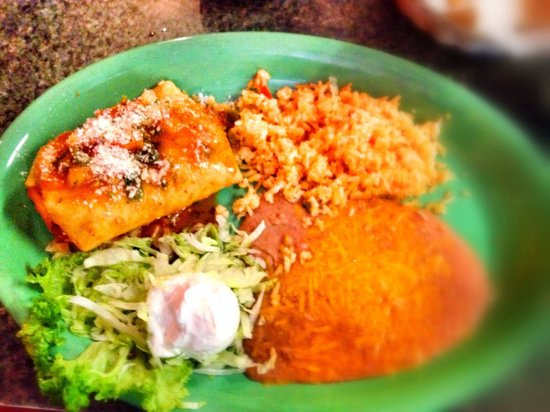 Casa Ramos: Very Tasty! ¡Muy Sabroso!