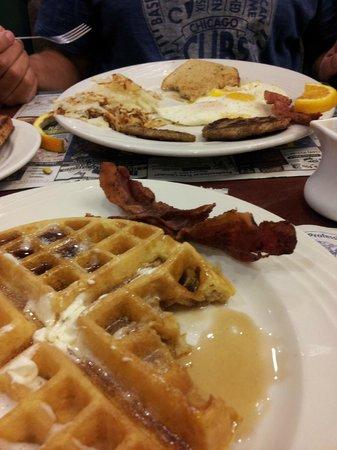 Sophia's House of Pancakes : all wonderful..best waffle ever!