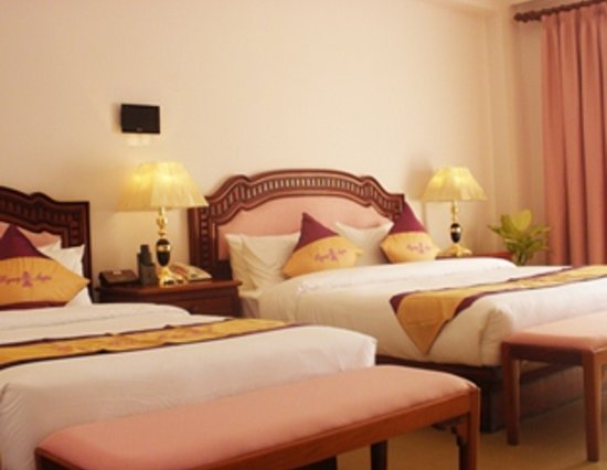 Regency Angkor Hotel: Premium Deluxe