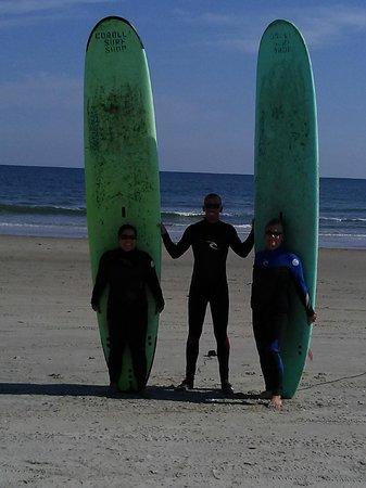 Corolla Surf Shop: Surf Lesson 1