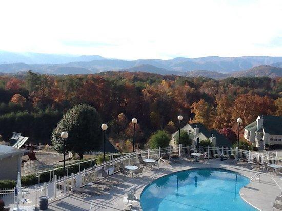 Sunrise Ridge Resort: SUNRISE RESORT, PEGEON FORGE, TN