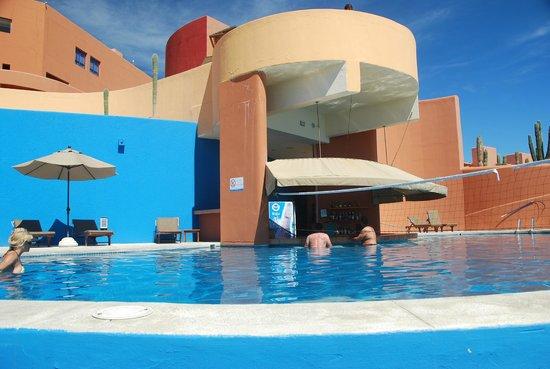Swim Up Bar Picture Of Club Regina Los Cabos San Jose