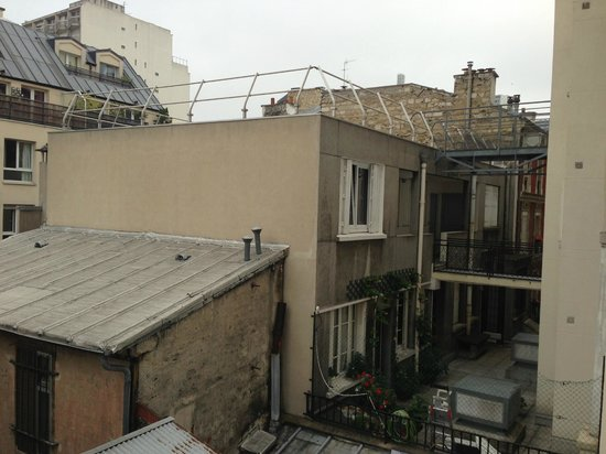Le Relais Saint Charles: View from room