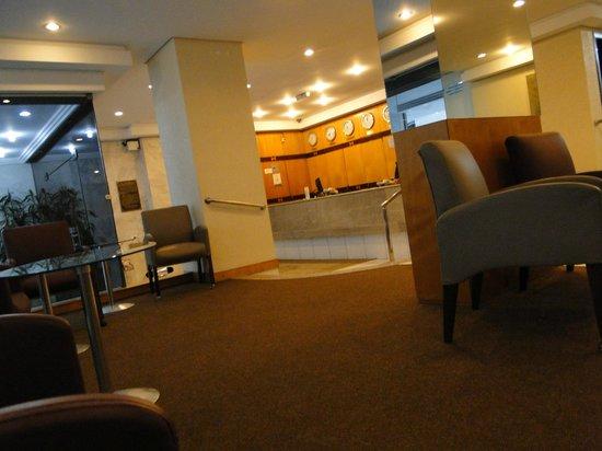 Dan Inn Curitiba Hotel: Área interna