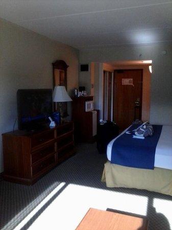 貝斯特韋斯特塔科馬圓頂球場酒店照片
