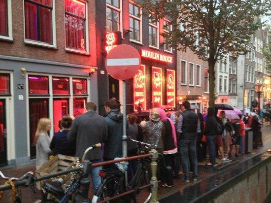 Foto de barrio rojo msterdam red light district amsterdamby barrio rojo red light district amsterdamby mudassir aloadofball Gallery