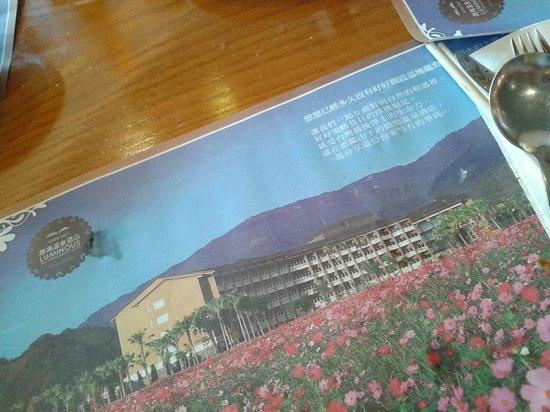 Luminous Hot Spring Resort & SPA: brochures