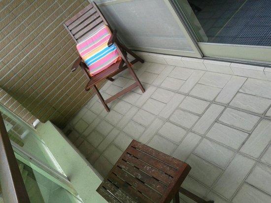 Luminous Hot Spring Resort & SPA: balcony