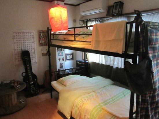 Moonrise House: 2-bed bunk room