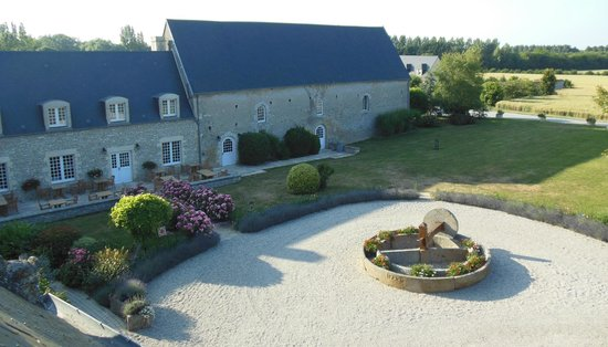 Domaine de la Ranconniere et de Mathan: view from room