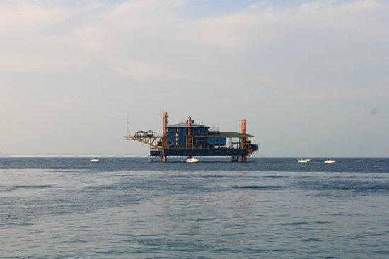 Seaventures Dive Rig: Seaventures