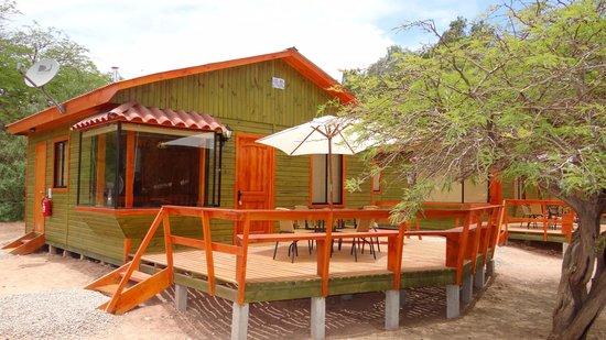 Lodge Ancar Atacama: Cabañas Ancar Atacama