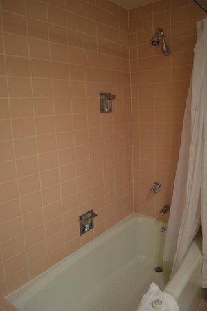 Little America Hotel Flagstaff: Bathroom - clean, but dated