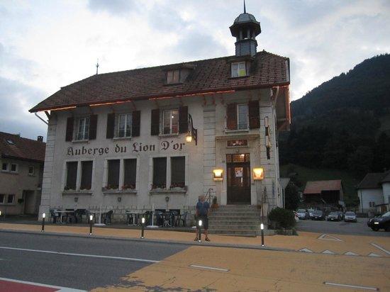 Albeuve, Ελβετία: Quiet little place