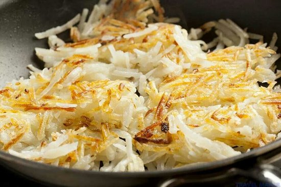 Travel Maker: Hash Browns