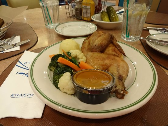 Murray's Deli: Chicken Dinner