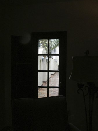 Kenwood Inn and Spa, A Four Sisters Inn: From the door view