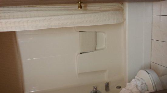 Comfort Inn Clearfield: Shower