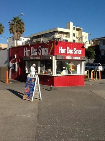 The 10 Best Restaurants Near Santa Monica Pier In Ca