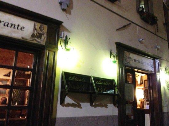 B & B Cimatori: eat here