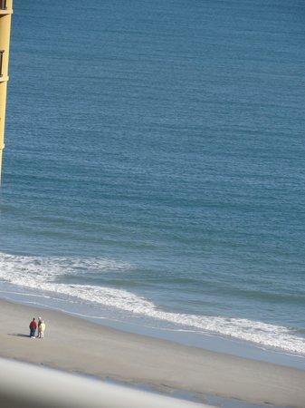 T-Bonz Gill & Grill: Myrtle Beach view.