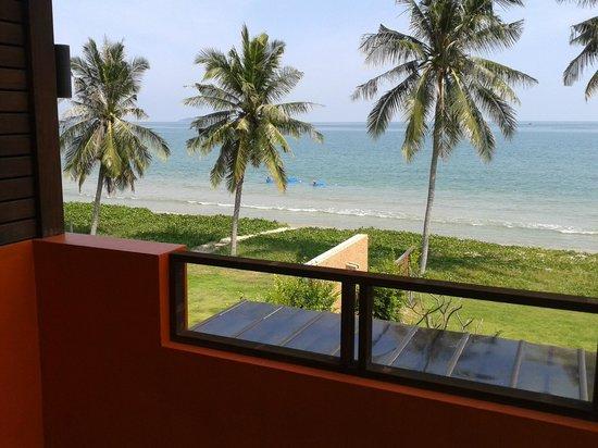 NishaVille Resort : View from Villa