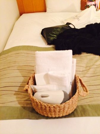 Sutton Place Hotel Ueno : amenity for ladies!
