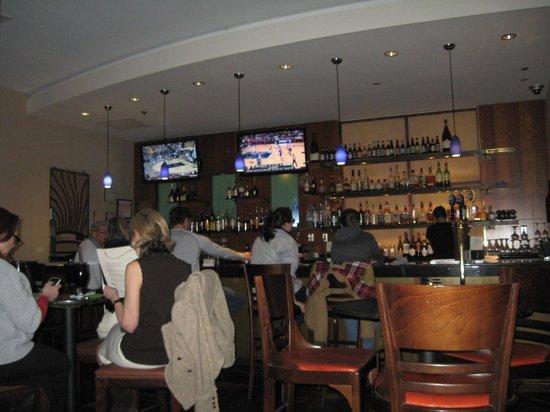 Urban Stack : Bar area