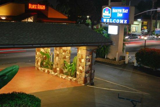 Quality Inn Chula Vista San Diego South : Hotel entrance