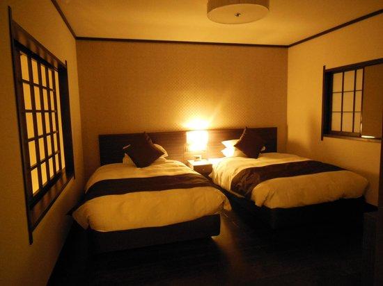 Hotel Harvest Amagi Kogen: 寝室